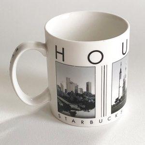 Starbucks Houston TX City Scenes Barista Mug